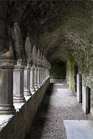 pillar - Sligo Abbey (Mainistir Shligigh), Sligo, Republic of Ireland Stock Photo - Premium Royalty-Free, Code: 600-08102738
