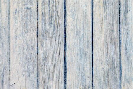 Close-up of Blue and White Painted Wooden Wall, Biscarrosse, Aquitaine, France Stock Photo - Premium Royalty-Free, Code: 600-08122301