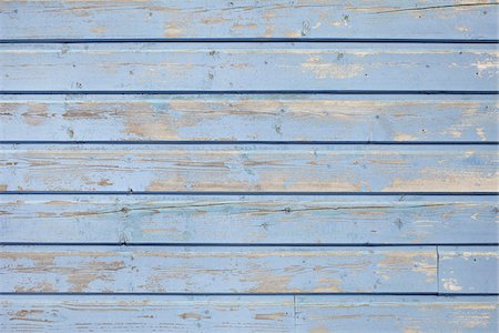 Weathered Blue Painted Wood Boards, Andernos, Gironde, Aquitaine, France Stock Photo - Premium Royalty-Free, Code: 600-08122303