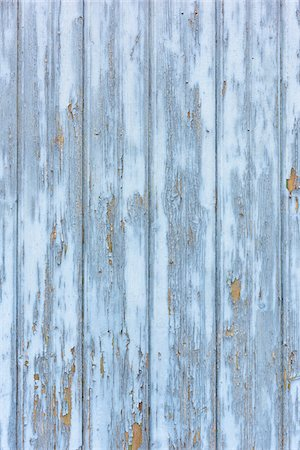 Close-up of weathered, whitewashed barn boards, Odenwald, Hesse, Germany Stock Photo - Premium Royalty-Free, Code: 600-08145801