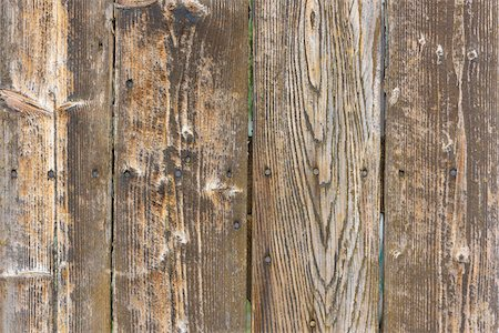 Close-up of bare, weathered barn boards, Odenwald, Hesse, Germany Stock Photo - Premium Royalty-Free, Code: 600-08145816