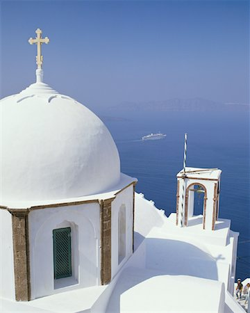 simsearch:600-00052306,k - Santorini, Greece Stock Photo - Premium Royalty-Free, Code: 600-00001156