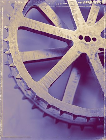 Close-Up of Gear Stock Photo - Premium Royalty-Free, Code: 600-00044803