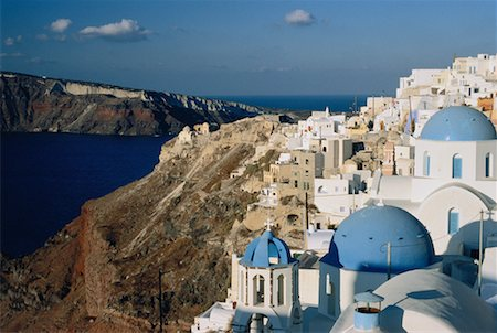 simsearch:600-00052306,k - Oia, Santorini Greece Stock Photo - Premium Royalty-Free, Code: 600-00045083