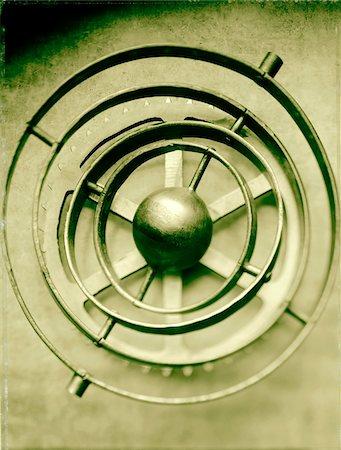 Gyroscope Stock Photo - Premium Royalty-Free, Code: 600-00041202