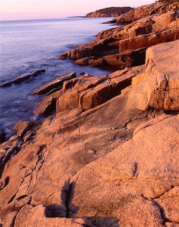 peter griffith - Atlantic Ocean, Acadia National Park, Maine, USA Stock Photo - Premium Royalty-Free, Code: 600-00174207