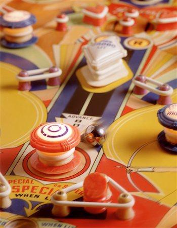 pinball - Pinball Machine Stock Photo - Premium Royalty-Free, Code: 600-00175133