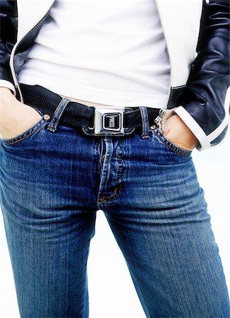 Woman Using Seatbelt as Belt Stock Photo - Premium Royalty-Free, Code: 600-00362038