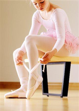 Ballerina Stock Photo - Premium Royalty-Free, Code: 600-00378009
