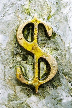 Dollar Sign Stock Photo - Premium Royalty-Free, Code: 600-00635640
