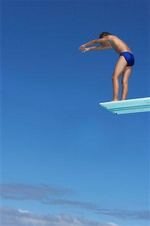Diver Stock Photo - Premium Royalty-Free, Code: 600-00814648