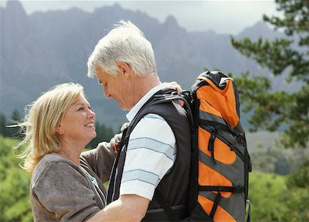 simsearch:600-00846421,k - Portrait of a Mature Couple Stock Photo - Premium Royalty-Free, Code: 600-00846426