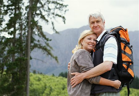 simsearch:600-00846421,k - Portrait of a Mature Couple Stock Photo - Premium Royalty-Free, Code: 600-00846427