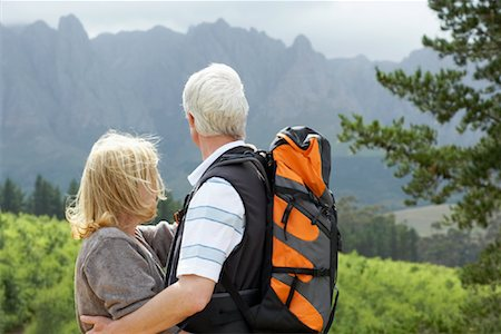 simsearch:600-00846421,k - Couple Outdoors Stock Photo - Premium Royalty-Free, Code: 600-00911895