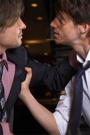 enemy - Men Fighting in Bar Stock Photo - Premium Royalty-Free, Code: 600-00984382