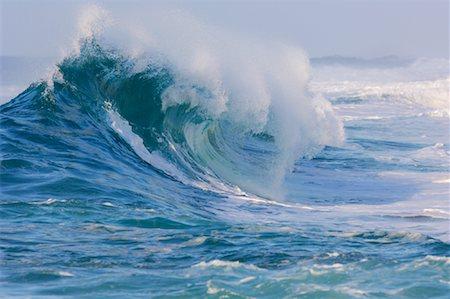 Waves, North Shore, Oahu, Hawaii Stock Photo - Premium Royalty-Free, Code: 600-01030175