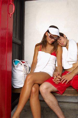 Couple Holding Hands Stock Photo - Premium Royalty-Free, Code: 600-01041683
