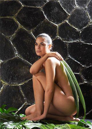 Portrait of Woman Stock Photo - Premium Royalty-Free, Code: 600-01164247