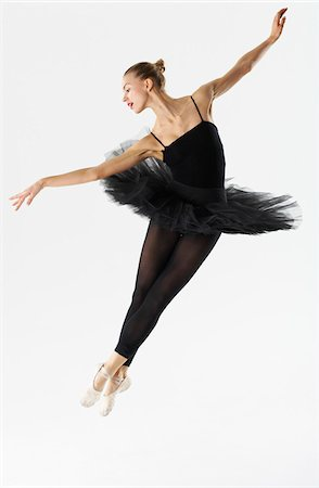 Ballerina Stock Photo - Premium Royalty-Free, Code: 600-01163718