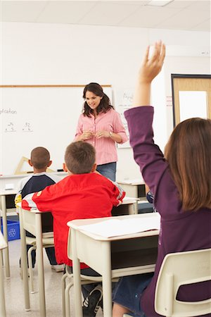 simsearch:600-01184690,k - Students and Teacher in Classroom Stock Photo - Premium Royalty-Free, Code: 600-01184697