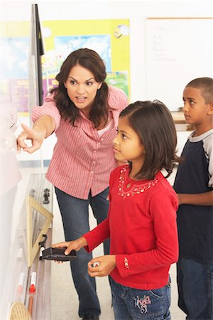 simsearch:600-01184690,k - Students and Teacher in Classroom Stock Photo - Premium Royalty-Free, Code: 600-01184708