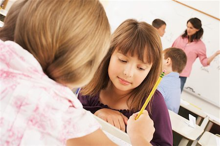 simsearch:600-01184690,k - Students and Teacher in Classroom Stock Photo - Premium Royalty-Free, Code: 600-01184711