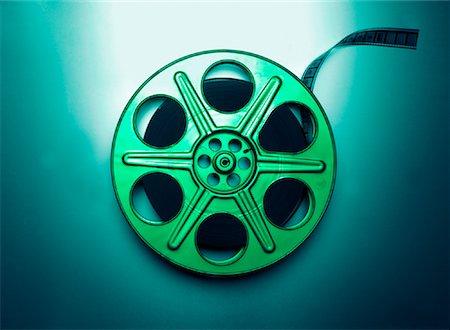 film strip - Close-Up of Film Reel Stock Photo - Premium Royalty-Free, Code: 600-01344414