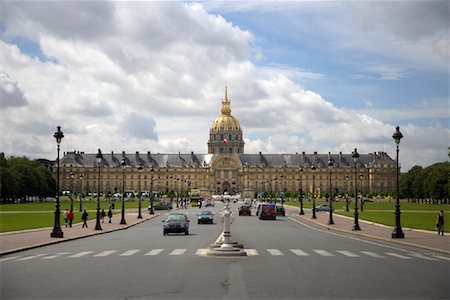 simsearch:600-02428966,k - Hotel des Invalides, Paris, France Stock Photo - Premium Royalty-Free, Code: 600-01541029