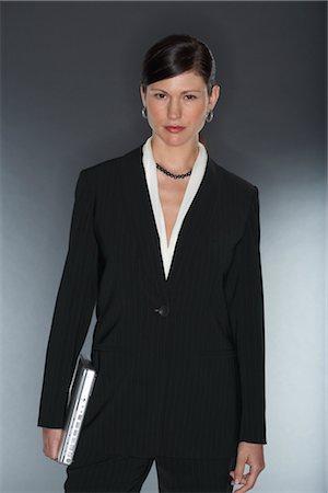 Portrait of Businesswoman Stock Photo - Premium Royalty-Free, Code: 600-01613647