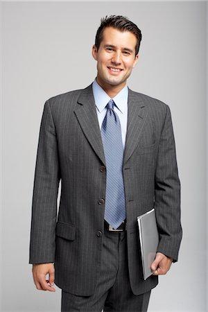 Portrait of Businessman Stock Photo - Premium Royalty-Free, Code: 600-01613719