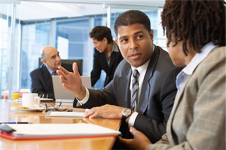 Portrait of Business People Stock Photo - Premium Royalty-Free, Code: 600-01613783