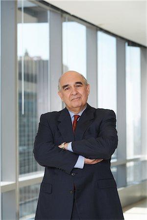 Portrait of Businessman Stock Photo - Premium Royalty-Free, Code: 600-01613959