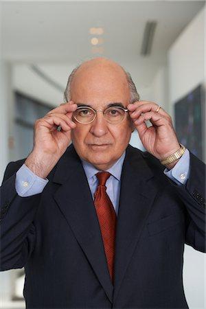 Portrait of Businessman Stock Photo - Premium Royalty-Free, Code: 600-01613967