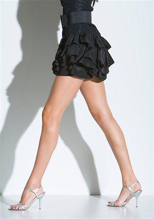 foot model - Close-up of Woman's Legs Stock Photo - Premium Royalty-Free, Code: 600-01694349