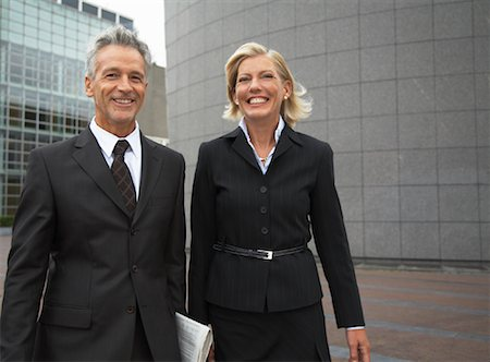 Portrait of Business People, Amsterdam, Netherlands Stock Photo - Premium Royalty-Free, Code: 600-01695564