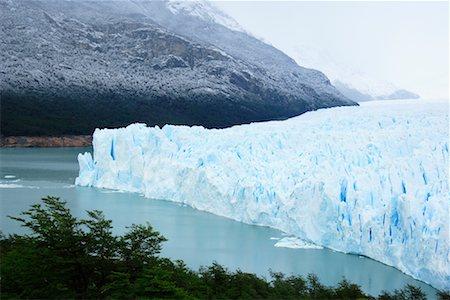 perito moreno glacier - Perito Moreno Glacier, Los Glaciares National Park, Argentina Stock Photo - Premium Royalty-Free, Code: 600-01837933