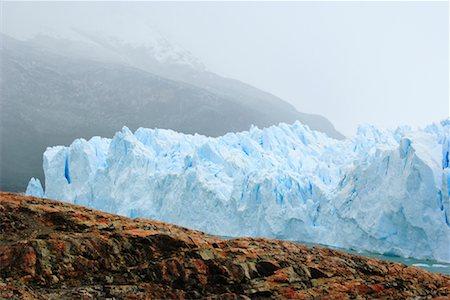 perito moreno glacier - Perito Moreno Glacier, Los Glaciares National Park, Argentina Stock Photo - Premium Royalty-Free, Code: 600-01837940