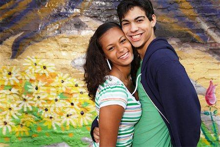 Portrait of Couple Stock Photo - Premium Royalty-Free, Code: 600-02033787