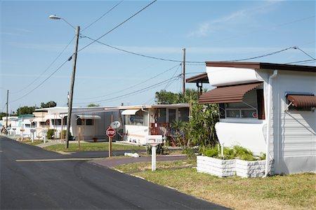 Trailer Park, Florida, USA Stock Photo - Premium Royalty-Free, Code: 600-02046079