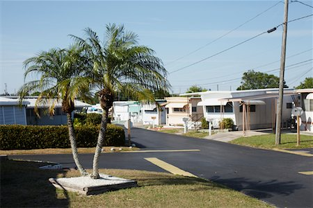 Trailer Park, Florida, USA Stock Photo - Premium Royalty-Free, Code: 600-02046080