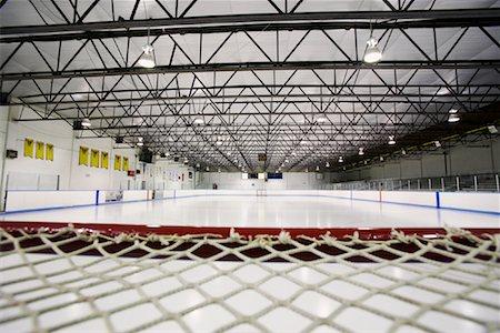 Hockey Rink Stock Photo - Premium Royalty-Free, Code: 600-02056035
