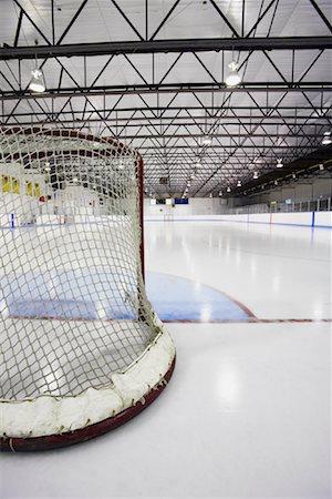Hockey Net Stock Photo - Premium Royalty-Free, Code: 600-02056039
