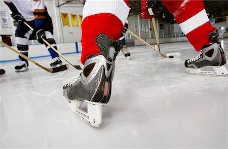 Hockey Game Stock Photo - Premium Royalty-Free, Code: 600-02056052