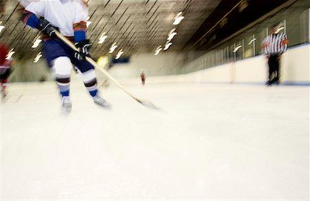 Hockey Game Stock Photo - Premium Royalty-Free, Code: 600-02056071