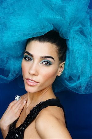Portrait of Woman Stock Photo - Premium Royalty-Free, Code: 600-02200228