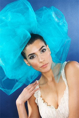 Portrait of Woman Stock Photo - Premium Royalty-Free, Code: 600-02200221