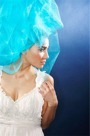 Portrait of Woman Stock Photo - Premium Royalty-Free, Code: 600-02200222