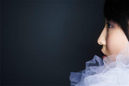 Portrait of Woman Stock Photo - Premium Royalty-Free, Code: 600-02200284