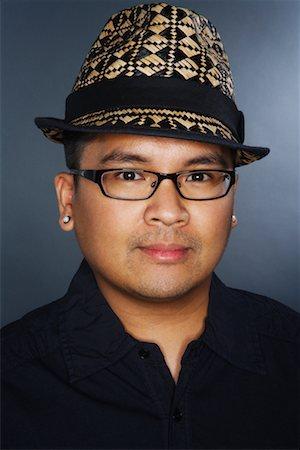 Portrait of Man Stock Photo - Premium Royalty-Free, Code: 600-02200294