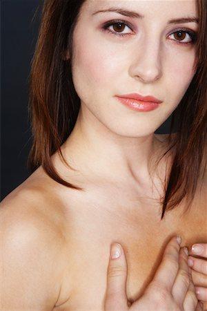 Portrait of Woman Stock Photo - Premium Royalty-Free, Code: 600-02200298